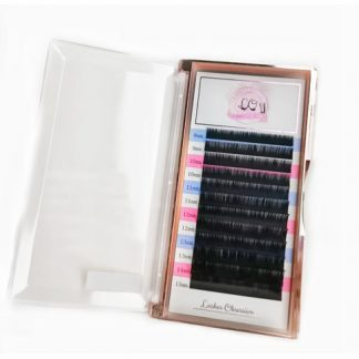 Extensiones de Pestañas Silk Lashes Obsession Premium