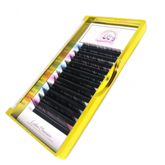 extensiones de pestañas silk lashes obsession M L Mix